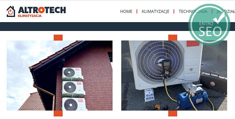 Altrotech – klimatyzacja